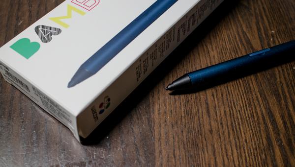 極細スタイラスで快適入力 bamboo tip incomplete ポッケの中のおもちゃ